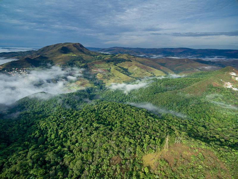 Nova Lima Verde - Riquezas Naturais